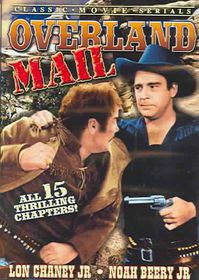 Overland Mail:Chapters 1 15 - (Region 1 Import DVD)