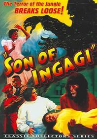 Son of Ingagi - (Region 1 Import DVD)