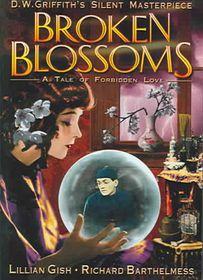 Broken Blossoms Silent Classic - (Region 1 Import DVD)
