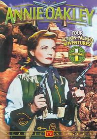 Annie Oakley:Vol 1 TV Series - (Region 1 Import DVD)