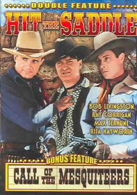 Hit the Saddle/ Call Of The Mesquiteers - (Region 1 Import DVD)