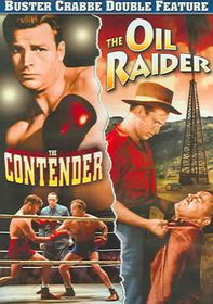 Contender/the Oil Raider:Double - (Region 1 Import DVD)