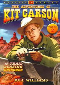 Adventures Of Kit Carson: Vol 2 - Classic TV - (Region 1 Import DVD)