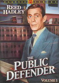Public Defender:Vol 1 Classic TV - (Region 1 Import DVD)