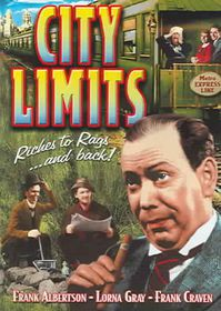 City Limits - (Region 1 Import DVD)