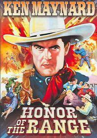 Honor of the Range - (Region 1 Import DVD)