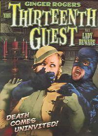 13th Guest Aka Lady Beware - (Region 1 Import DVD)