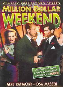 Million Dollar Weekend - (Region 1 Import DVD)