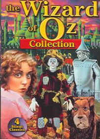 Wizard of Oz Collection:Silent - (Region 1 Import DVD)