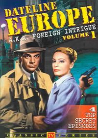 Dateline Europe Aka Foreign:Vol 1 - (Region 1 Import DVD)