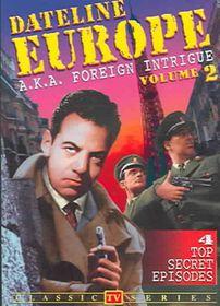 Dateline Europe Aka Foreign Vol 2 - (Region 1 Import DVD)