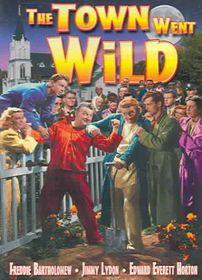 Town Went Wild - (Region 1 Import DVD)