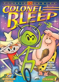 Colonel Bleep:TV Classics - (Region 1 Import DVD)