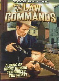 Law Commands - (Region 1 Import DVD)