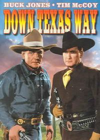 Down Texas Way - (Region 1 Import DVD)