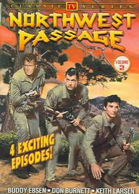 Northwest Passage:Vol 2 Classic TV - (Region 1 Import DVD)
