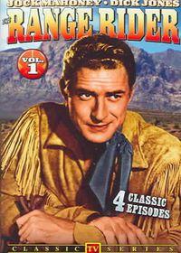 Range Rider:Vol 1 - (Region 1 Import DVD)