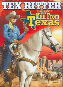 Man from Texas - (Region 1 Import DVD)