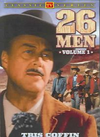 26 Men:Classic TV Vol 1 - (Region 1 Import DVD)