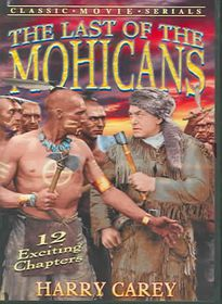 Last Of The Mohicans: Serial - (Chapters 1-12) - (Region 1 Import DVD)
