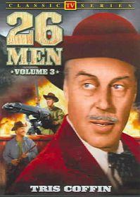 26 Men:Vol 3 Classic TV - (Region 1 Import DVD)