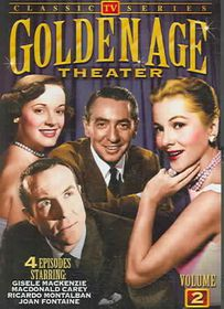 TV Golden Age Theater:Vol 2 - (Region 1 Import DVD)
