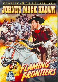Flaming Frontiers:Serial 1-15 - (Region 1 Import DVD)