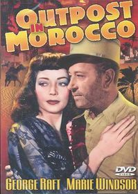 Outpost Morocco - (Region 1 Import DVD)