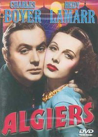 Algiers - (Region 1 Import DVD)