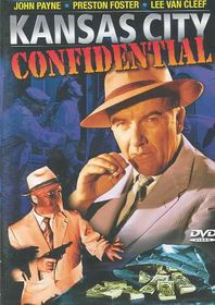 Kansas City Confidential - (Region 1 Import DVD)