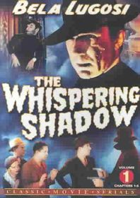 Whispering Shadowvol. 1: Chapter 1-6 - (Region 1 Import DVD)