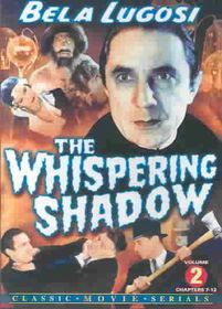 Whispering Shadow - (Region 1 Import DVD)