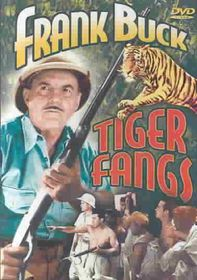 Tiger Fangs - (Region 1 Import DVD)