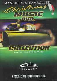 Christmas Music DVD Collection - (Region 1 Import DVD)