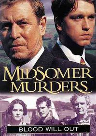 Midsomer Murders:Blood Will out - (Region 1 Import DVD)