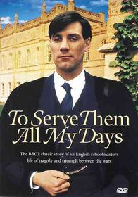 To Serve Them All My Days 4pk - (Region 1 Import DVD)