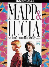 Mapp & Lucia Series 2 - (Region 1 Import DVD)