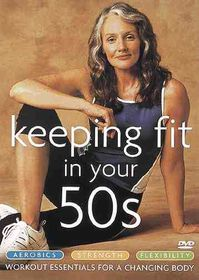 Keeping Fit in Your 50s - (Region 1 Import DVD)