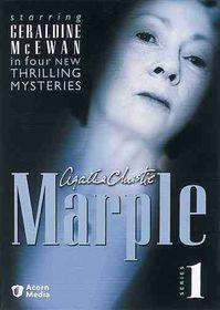 Agatha Christie's Marple Set 1 - (Region 1 Import DVD)