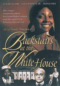 Backstairs at the White House - (Region 1 Import DVD)
