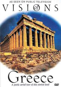 Visions of Greece - (Region 1 Import DVD)