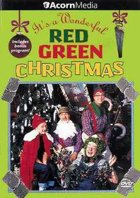 It's a Wonderful Red Green Christmas - (Region 1 Import DVD)