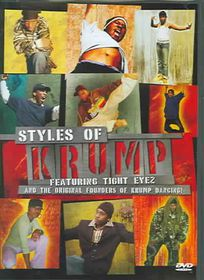 Styles of Krump - (Region 1 Import DVD)