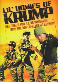 Lil Homies of Krump - (Region 1 Import DVD)