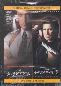 Substitute/Substitute 3 - (Region 1 Import DVD)