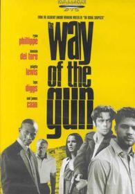 Way of the Gun - (Region 1 Import DVD)