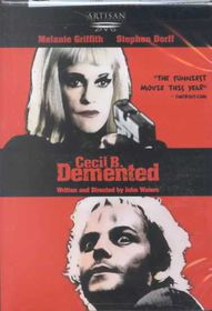 Cecil B. Demented - (Region 1 Import DVD)