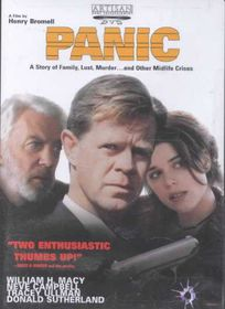 Panic - (Region 1 Import DVD)