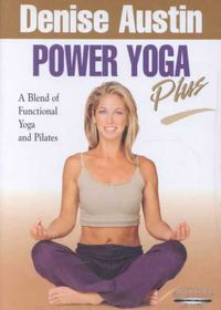 Power Yoga Plus - (Region 1 Import DVD)