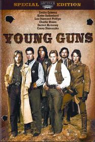 Young Guns - (Region 1 Import DVD)